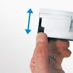 Приточный клапан EMM - Переключатель режимов