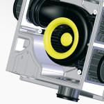 Центральный вентилятор V4A