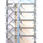Вентиляция квартиры. Схема естественной вентиляции многоквартирного дома
